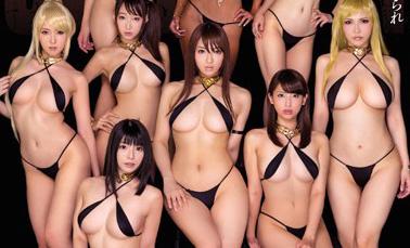 【巨乳祭り】人気女優が勢ぞろい!自慢の巨乳を揺らして変態プレイ&中出しセックスwww