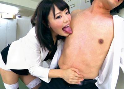 どう見てもエッチ好きそうな淫乱美女がテクニックを見せつける!