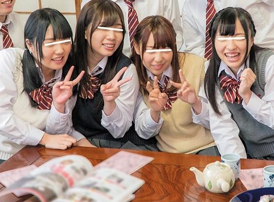 【JK泥酔】ロリ顔女子校生が酔いどれ膣内射精!同級生同士で新カップル誕生しまくりスケベプレイw