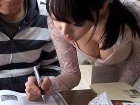 [爆乳JD企画]家庭教師の先生を強姦で隠し撮り企画がヤバイやつw美少女にデカチン巨根を生挿入!!