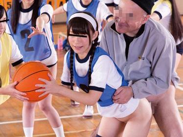 《時止めJK強姦》」『ふひひww入っちゃったねww』おじさんが時止めでスポーツ美少女を強姦w貧乳ロリ娘を犯しまくるw