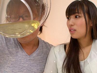 【栄川乃亜】ロリお姉さんと飲尿w変態な企画がヤバイやつ