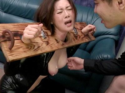【竹内梨恵】拘束されてレイプされちゃうドラマがヤバイやつw
