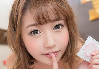 ギャル系ロリ美少女なAV女優がコスプレ着衣セックスでご奉仕w