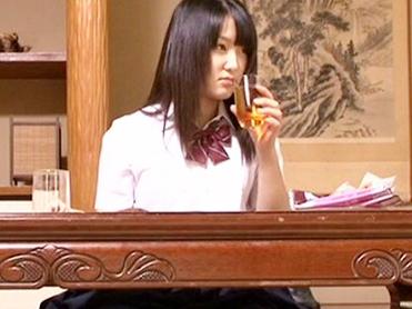 【JK】『媚薬って本当に効くのかなぁ〜?』美乳ロリ女子高生が発情企画