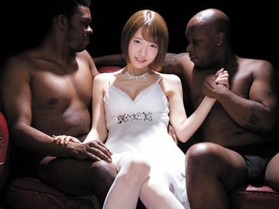 【黒人3P企画】『デカチン大好き♡』ロリ美少女がデカチン巨根で絶頂アクメ痙攣企画