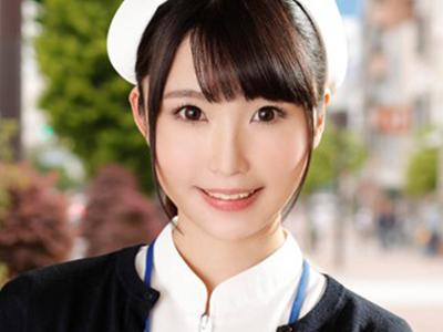 《素人企画》美乳おっぱいな看護師のお姉さんを即ハメ!!コスプレ着衣ハメな騎乗位企画